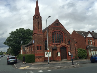 Website of the Trent and Dove Methodist churches page